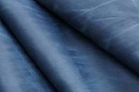 Шкіра Crazy Horse (Крейзі Хорсе), голуба, натуральна матова шкіра Українського виробництва