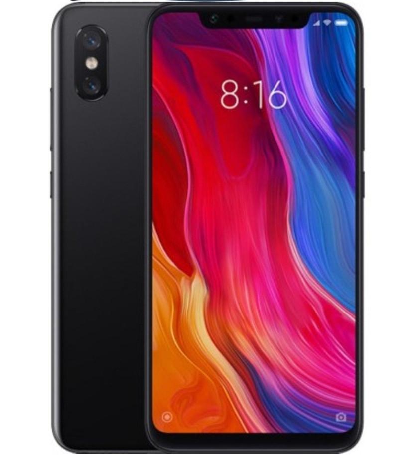 Xiaomi Mi 8 6/128GB Black Global