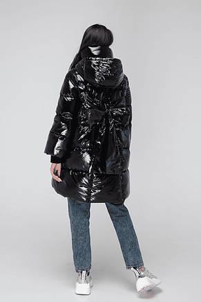 Зимняя женская куртка KTL-361 из новой коллекции KATTALEYA черная, фото 2