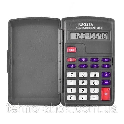 Калькулятор карманный KD-328A/568-8