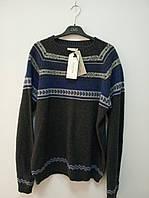 Мужской свитер из шерсти