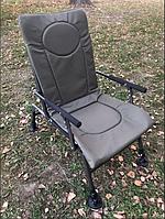 Рыболовное кресло с подлокотниками Novator SF-1 (Украина)