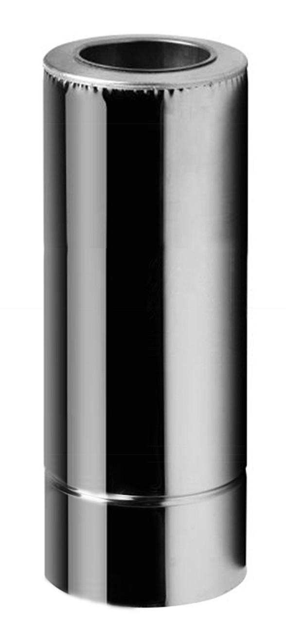 Труба из нержавеющей стали с термоизоляцией нерж/нерж L=0,5м