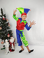 Детский маскарадный костюм Арлекин