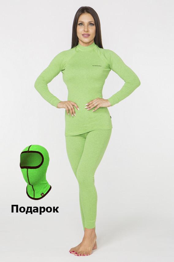 Повседневное женское термобелье Radical Cute, комплект термобелья +подарок!