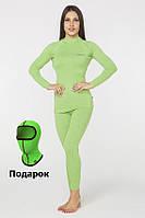 Повседневное женское термобелье Radical Cute, комплект термобелья +подарок!, фото 1