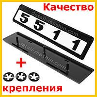 Таблички КамАЗ 5511 модификации автомобиля (5511-8212075/74)