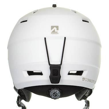 Шолом гірськолижний Marker Consort 2.0 L White, фото 2