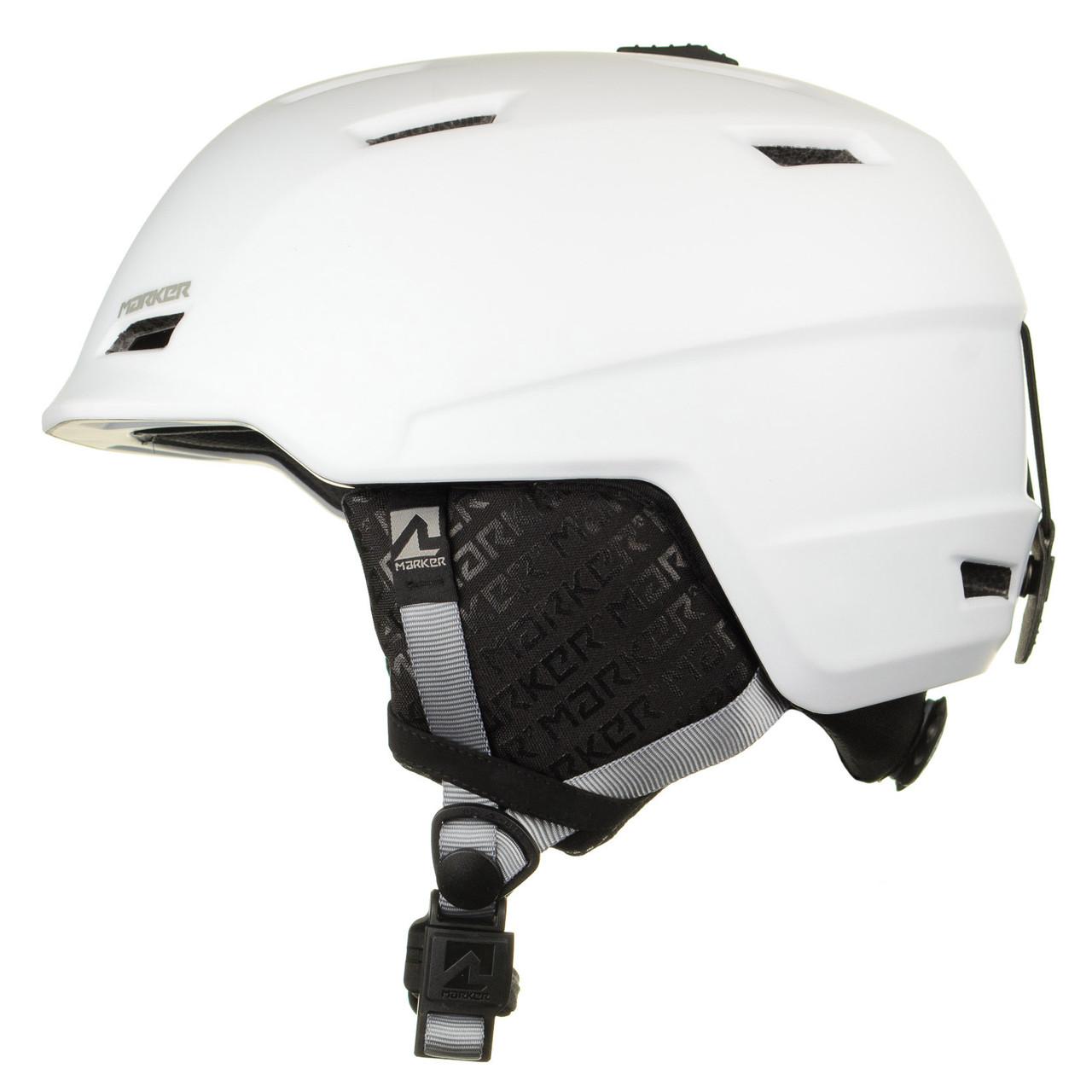 Шолом гірськолижний Marker Consort 2.0 L White