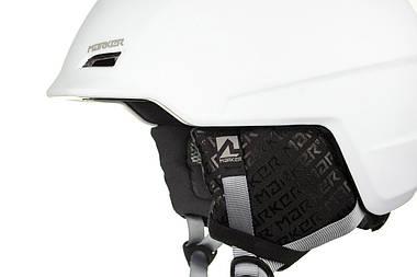 Шолом гірськолижний Marker Consort 2.0 L White, фото 3