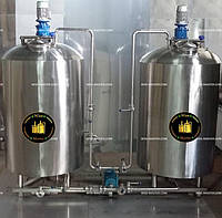 Пивоварня 200 л