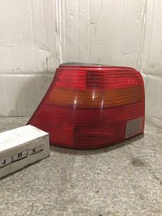 №408 Б/у фонарь задний 1J6945095Q для Volkswagen Golf IV 1997-2004