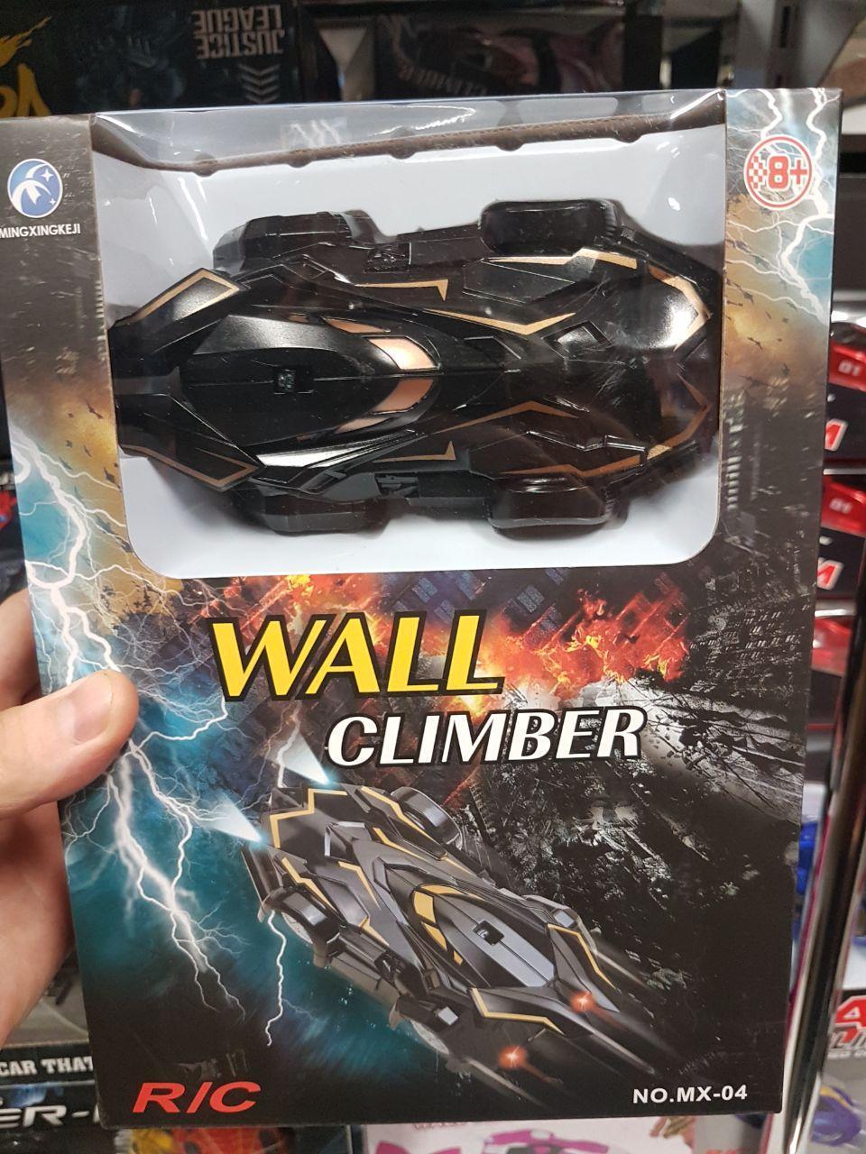 Машина антигравитационная на радиоуправлении Wall Climber MX-04-13 в коробке