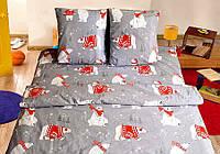 Двуспальный комплект постельного белья 100%хлопок