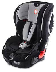 Детское автокресло для ребёнка, дитяче автокрісло Lionelo Jasper 0-36 кг черное