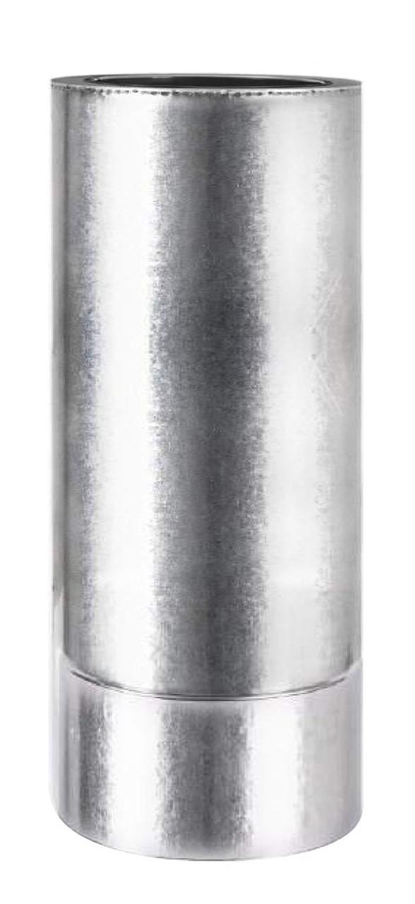 Труба из нержавеющей стали с термоизоляцией нерж/оцинк L=0,5м