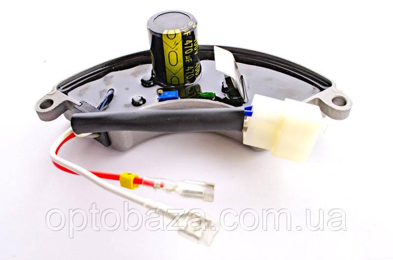 AVR реле напряжения генератора (класс А) 5 кВт (400V 470mF)