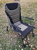 Рыболовное кресло с подлокотниками Novator SF-1 Comfort (Украина)