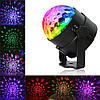 Лазер диско YX-025, 220V, пульт Д/У