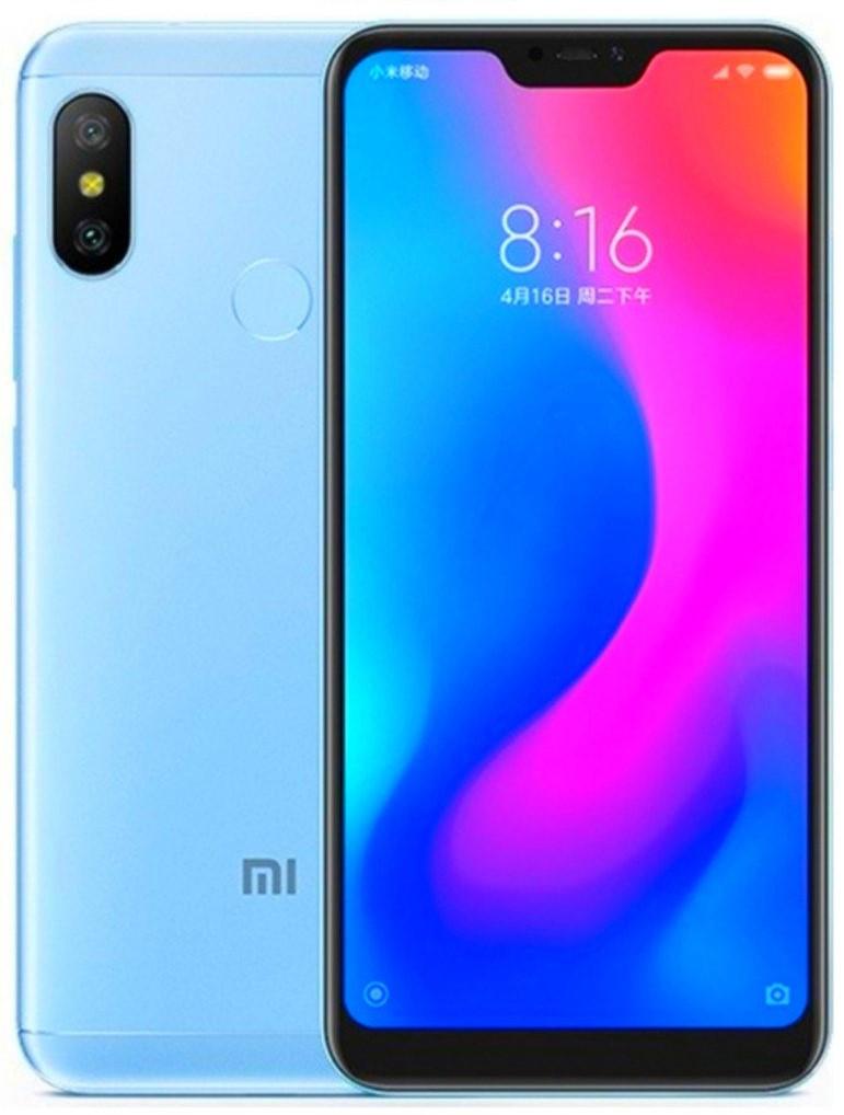 Xiaomi Mi A2 Lite 3/32Gb Blue Global