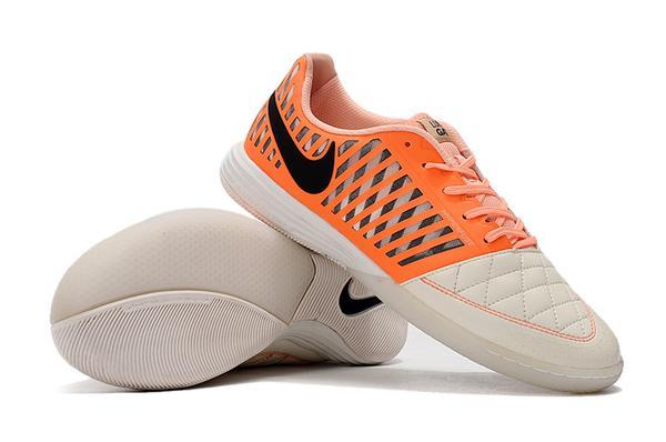 Футзалки Nike Lunar Gato II IC orange