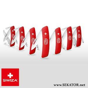 Багатофункціональні ножі SWIZA (Швейцарія)