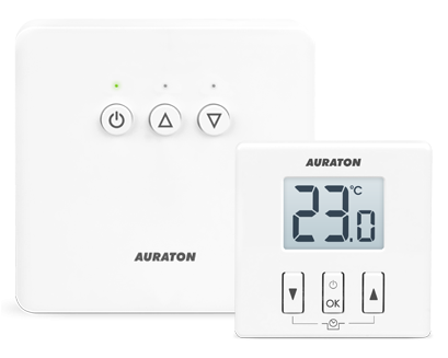 Беспроводной суточный термостат Auraton 200 RT