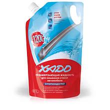 Незамерзающая жидкость для омывания стекол автомобиля -120⁰С XADO 1л