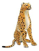 Мягкая игрушка Плюшевый гепард ТМ Melissa&Doug