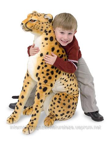 Мягкая игрушка Плюшевый гепард ТМ Melissa&Doug, фото 2