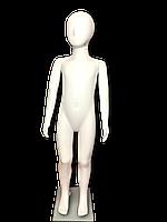 Манекен дитячий глянцевий 110 см, фото 1