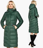 Воздуховик женский зимний зеленый Braggart Angel`s Fluff 31052