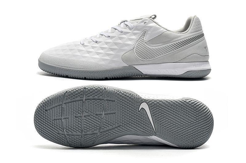 Футзалки Nike Tiempo Legend VIII Club IC grey
