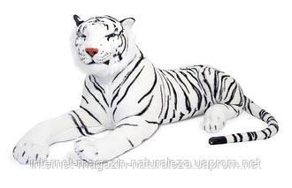 Белый плюшевый тигр ТМ Melissa&Doug, фото 2