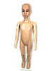 Манекен дитячий тілесний 90 см