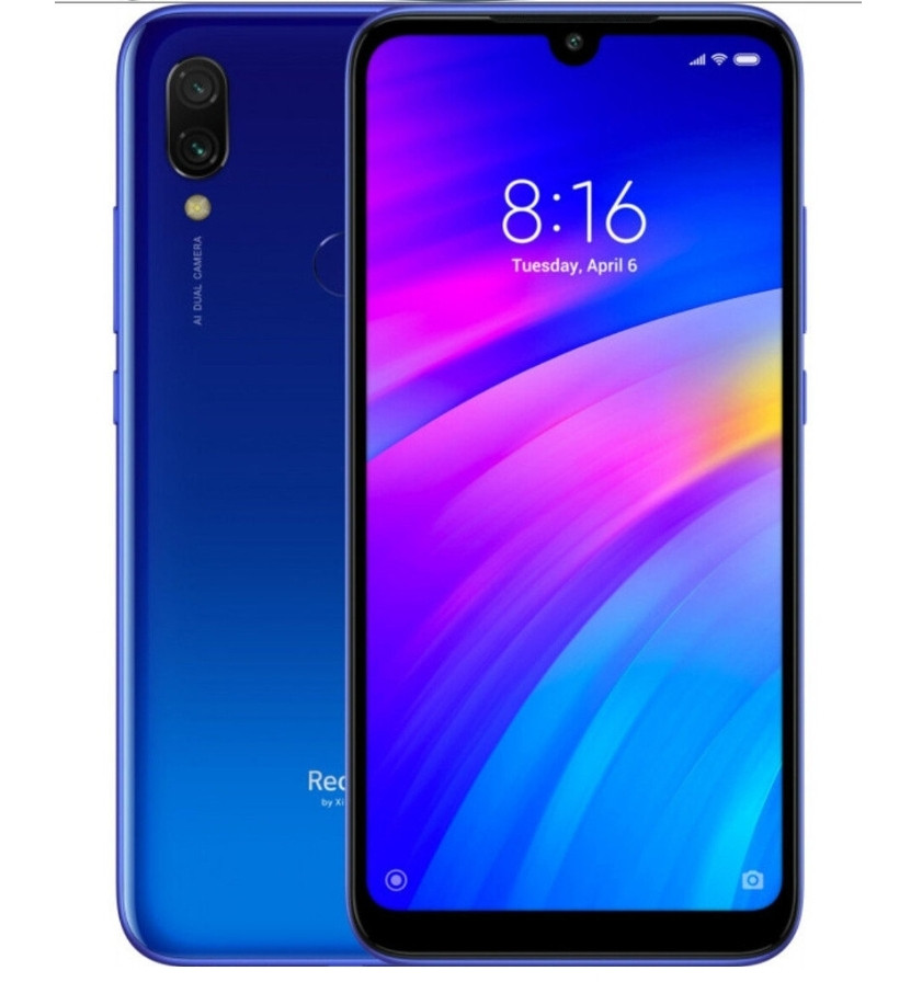 Xiaomi Redmi 7 3/32GB Blue Global