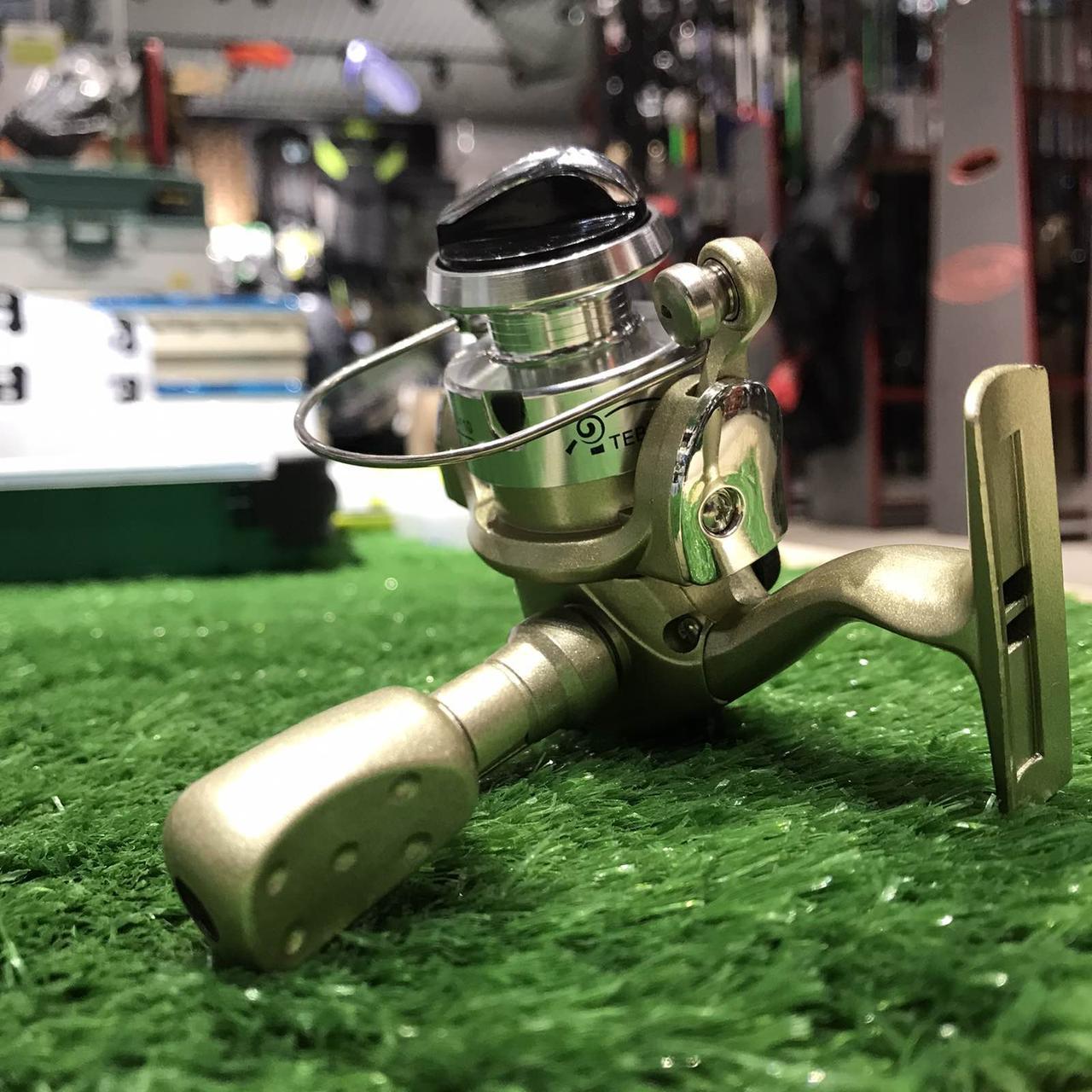 Котушка спінінга для риболовлі Teben TF100 (2 підшипника)