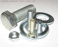 Условные обозначения видов покрытий крепежных резьбовых изделий