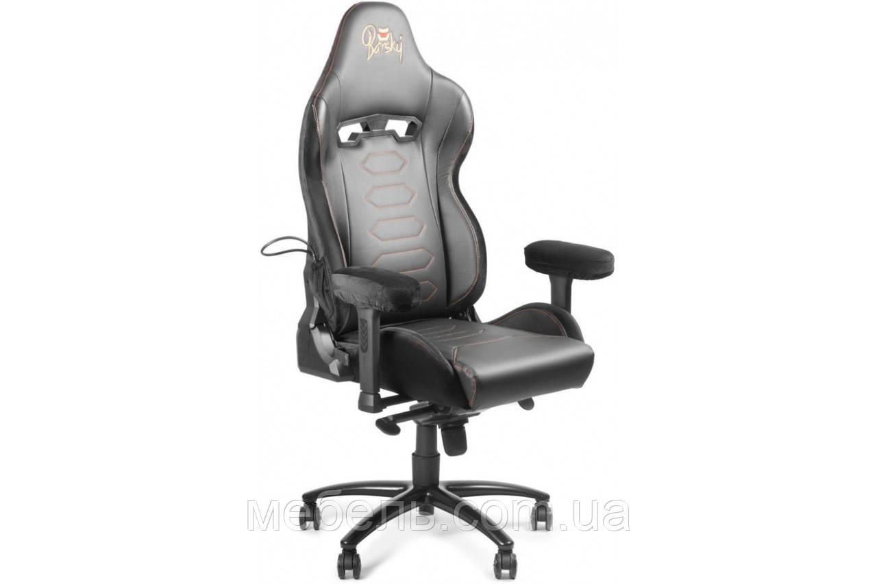 Офисное компьютерное кресло для кабинета barsky business airback gba-01