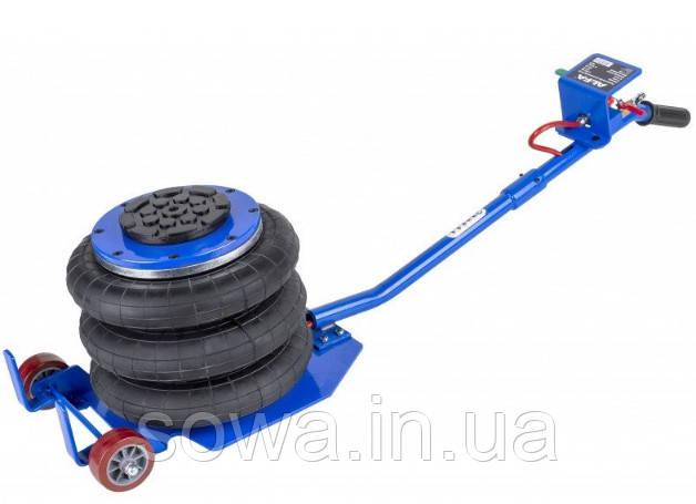 ✔️ Домкрат пневматический AL-FA    3,5 тонн   6-12бар   Домкрат автомобильный