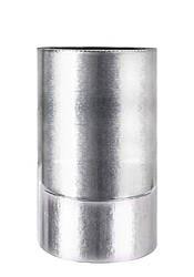 Труба из нержавеющей стали с термоизоляцией нерж/оцинк L=0,3м