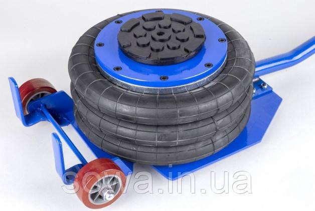 ✔️  Домкрат автомобильный пневматический AL-FA / 3,5 тонн