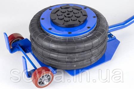 ✔️  Домкрат автомобильный пневматический AL-FA / 3,5 тонн, фото 2