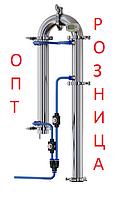 """Дистиллятор колонна 51 мм, 2"""", кламповые соединения"""
