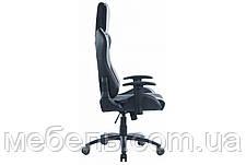 Компьютерное игровое геймерское кресло Barsky Sportdrive Massage SDM-01, фото 3