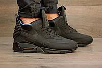 Мужские кроссовки Nike Air Max 90 Sneakerboot (ТЕРМО), фото 1