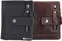 Мужской кошелек портмоне Tribe N8124 из натуральной кожи