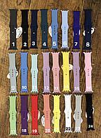 Ремешок ремінець ремешки Sport Band  для Apple Watch  1 2 3 4 5  38/42/40/44 мм mm