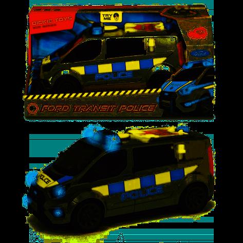 Полицейская машина Ford Transit 28 см Dickie 3715013, фото 2