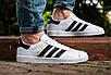 Кроссовки демисезонные Adidas Gazelle, фото 3